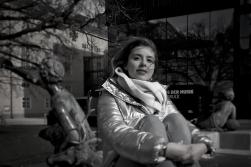 """Jasmin, Schülerin am WRG Ursulinen: """"Innsbruck - eine kleine, jedoch wunderschöne Stadt, die mich und jeden Anderen verzaubert!"""