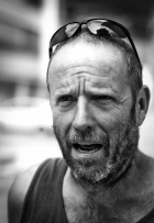 """Paul, Bauarbeiter: """"Ich wünsche mir, dass die Menschen in dieser schönen Stadt ihren Müll nicht an jeder Ecke entsorgen."""""""